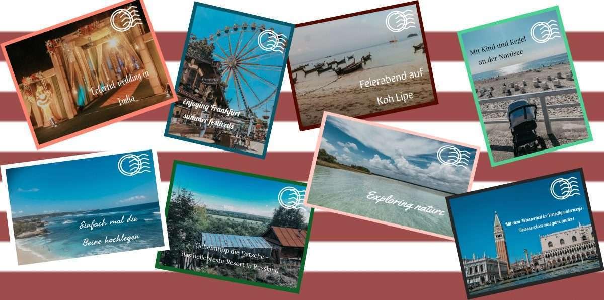 Digitale Urlaubsgrüße vom ganzen neylux Team!