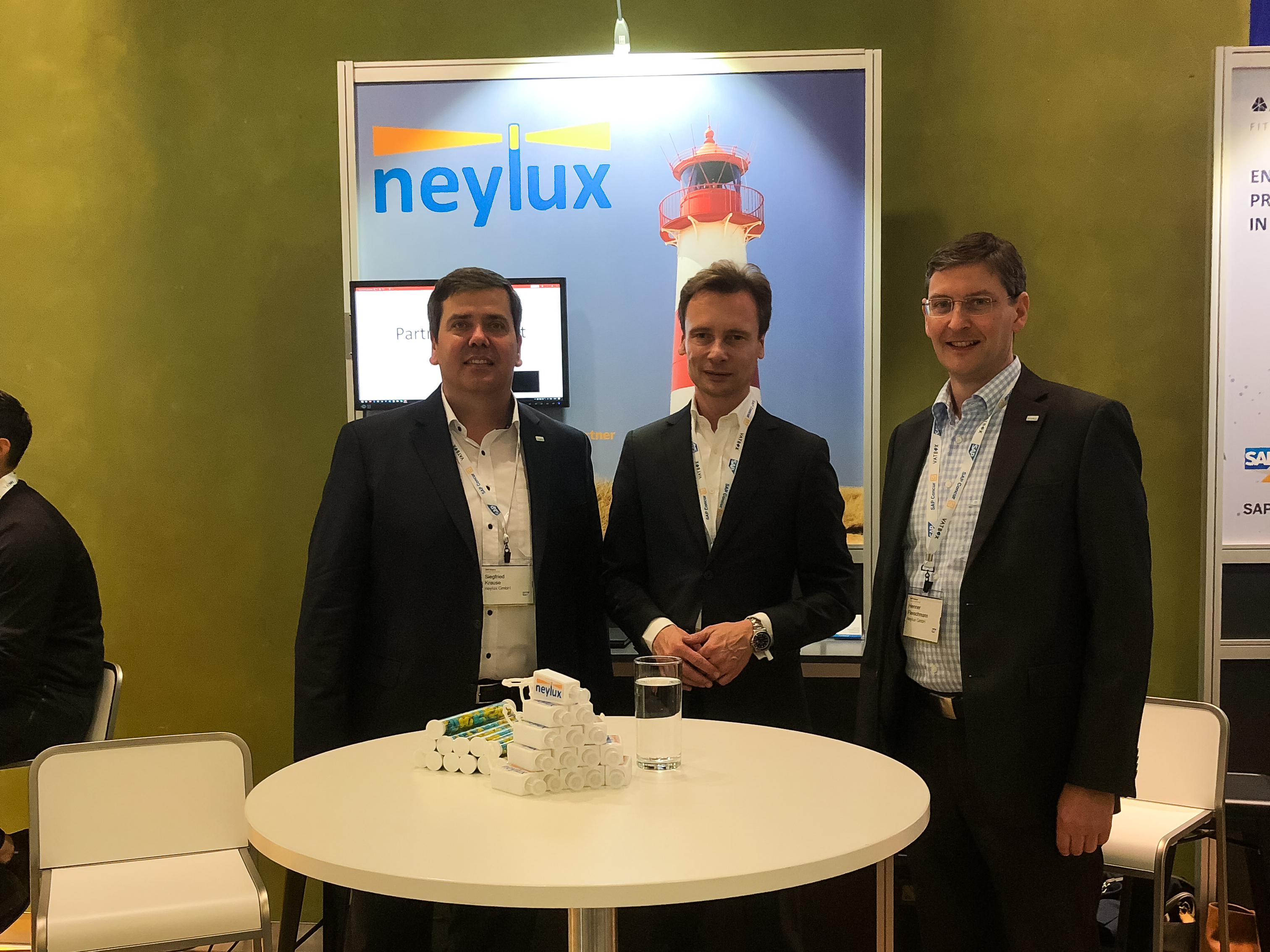 neylux partners with PSP