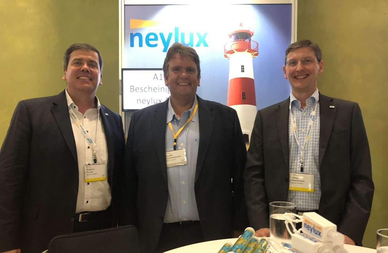 neylux auf der SAP Concur Fusion Exchange
