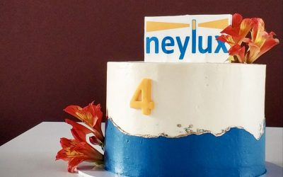 neylux wird 4 – Happy Birthday!