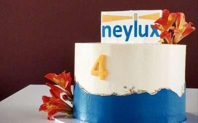 neylux wird 4 – Happy Birthday!